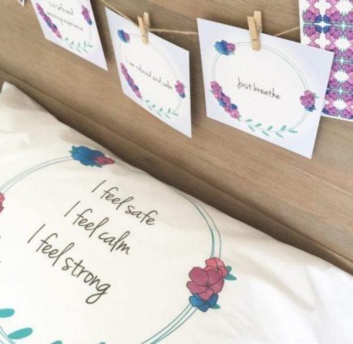 Birth Affirmation Kit Pillowcase Prints
