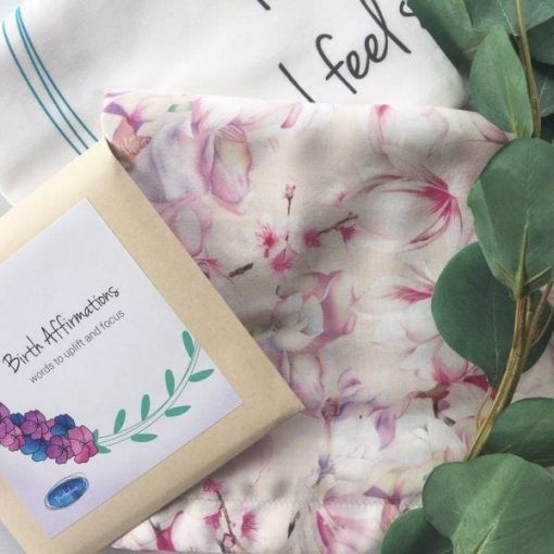 The Birthplace Comfort Kit Dreamy Floral