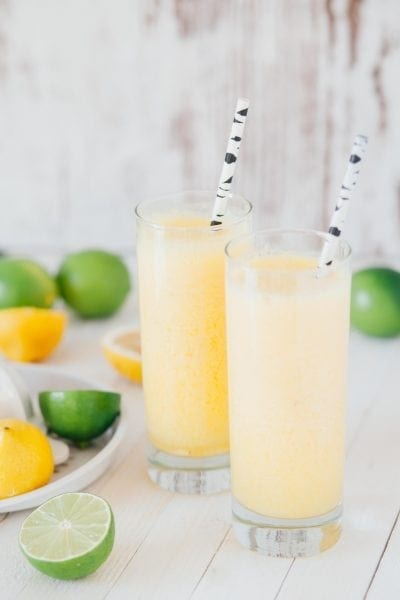 Zesty Citrus Pregnancy Smoothie