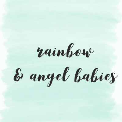 Rainbow & Angel Babies