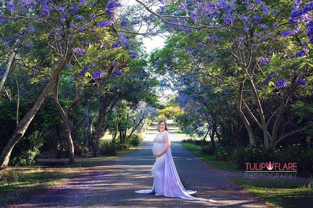 Maternity Photoshoot Jacarandass