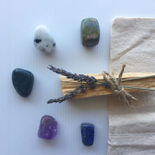 Birth crystals birthplace