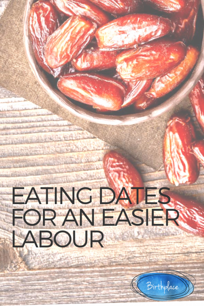 Dates for labour
