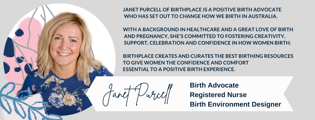 Bio Janet Purcell Birthplace