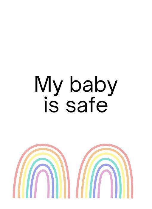 Rainbow Birth Affirmations