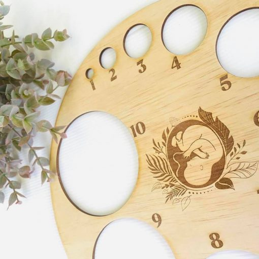 Cervical Dilation Educational Tool