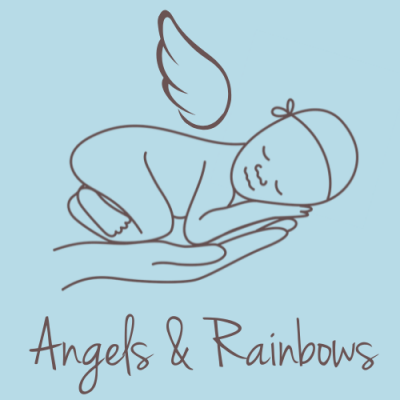 Rainbow & Angel Babies