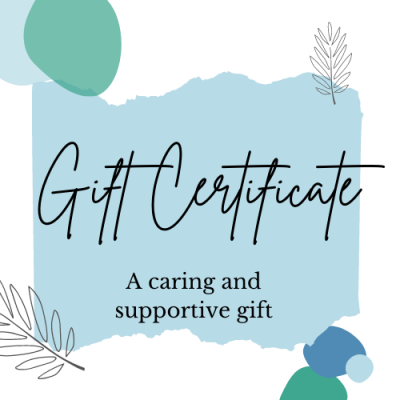 Doula Gift Certificate